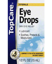 TOPCARE EYE DROPS DRY RELIEF