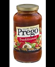 Prego Traditional Italian Sauce 24 oz.