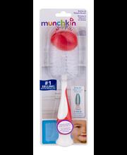 Munchkin 2-in-1! Bottle & Nipple Brush