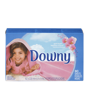 Downy® April Fresh® Fabric Softener Sheets 80 ct Box