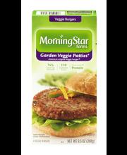 MorningStar Farms® Garden Veggie Patties® Veggie Burgers 4 ct...