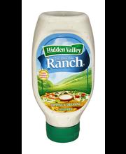 Hidden Valley Ranch Topping & Dressing