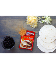 McCormick® Cheesy Taco Seasoning Mix 1.12 oz. Packet