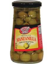 Wf Olives Manz Stuffed