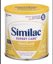 Similac® Neosure® For Babies Born Prematurely OptiGro™ Infant...