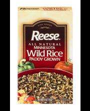 Reese Minnesota Wild Rice Paddy Grown