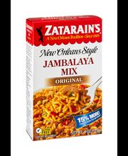 Zatarain's® Jambalaya Rice Mix, 8 oz