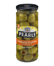 PEARLS Pimiento Stuffed Queen Olives 10 OZ JAR