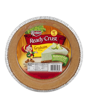 Keebler™ Ready Crust® 9 Inch Reduced Fat Graham Pie Crust 6 o...