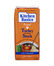 Kitchen Basics® Original Turkey Stock, 32 oz