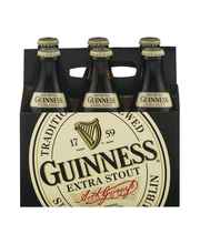 Guinness Extra Stout - 6 PK