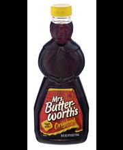 Mrs. Butterworth's® Original Syrup 24 fl. oz. Bottle