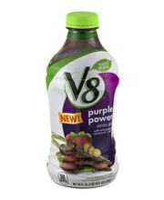 V8® Veggie Blends Purple Power, 46 oz.