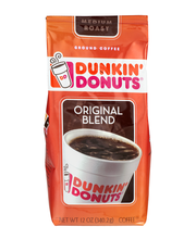 Dunkin' Donuts Original Blend Ground Coffee Medium Roast
