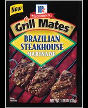 McCormick® Grill Mates® Brazilian Steakhouse Marinade, 1.06 o...