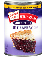 Duncan Hines® Wilderness® More Fruit Blueberry Pie Filling & ...