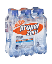 Propel® Zero Calories Mandarin Orange Water Beverage 6-16.9 f...