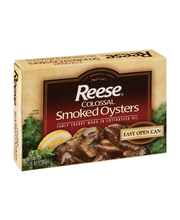 Reese Colossal Smoked Oysters