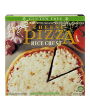 Amy's Pizza Cheese Rice Crust Gluten Free