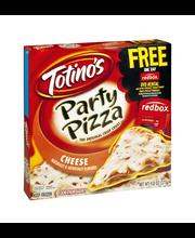 Totino's™ Cheese Party Pizza 9.8 oz. Box