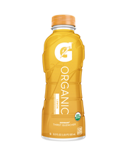 Gatorade® Thirst Quencher Organic Lemon Sports Drink 16.9 fl....