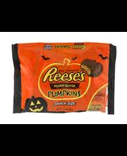 Reese's Halloween Snack Size Peanut Butter Pumpkins 10.2 oz. Bag
