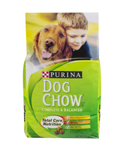 Purina Dog Chow Complete Adult with Real Chicken Dog Food 4.4 lb. Bag