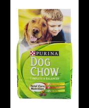 Purina Dog Chow Complete Adult Dog Food 4.4 lb. Bag