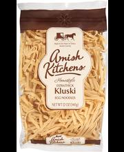 Amish Kitchens® Homestyle Extra Thick Kluski Egg Noodles 12 o...