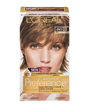 L'Oreal® Paris Superior Preference® Hair Color Warmer 6-1/2G ...