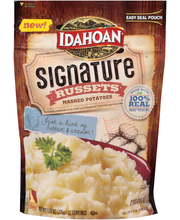 Idahoan® Signature™ Russets Mashed Potatoes 9.74 oz. Pouch