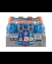 Gatorade® Cool Blue™/Gatorade Frost® Riptide Rush™/Gatorade F...