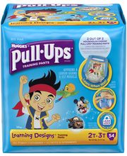 Huggies® Pull-Ups® Learning Designs® 2T-3T Boys Training Pant...