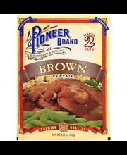 Pioneer™ Brand Brown Gravy Mix 1.61 oz. Packet
