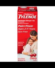 Children's Tylenol® Cherry Flavor Pain + Fever Oral Suspensio...