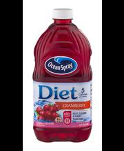 Ocean Spray® Diet Cranberry Juice Drink 64 fl. oz. Bottle