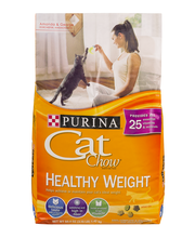Purina Cat Chow Healthy Weight Cat Food 3.15 lb. Bag