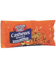 Wf Cashews Whole Salted