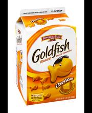 Pepperidge Farm® Goldfish® Cheddar Baked Snack Crackers 30 oz...