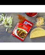 McCormick® Taco Seasoning, Hot, 1 oz. Packet