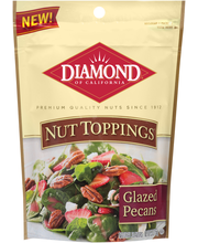 Diamond of California® Nut Toppings™ Glazed Pecans 5.5 oz. Bag