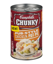 Campbell's® Chunky™ Pub-Style Chicken Pot Pie Soup 18.8 oz.