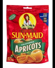 Sun-Maid® California Apricots 6 oz. Bag