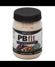 Chocolate Peanut Butter Powder