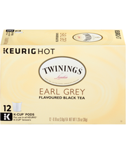 Twinings of London® Earl Grey Flavoured 12 ct K-Cup® Pods 1.2...