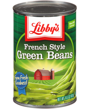 Libby's® French Style Green Beans 14.5 oz. Can