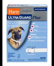 Hartz Ultra Guard Plus Flea & Tick Collar for Dogs