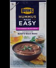 Bush's Best® Southwest Black Bean Hummus Made Easy 6 oz. Pouch