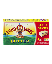 Land O'Lakes® Sweet Cream Salted Sweet Butter Half Sticks 4 c...