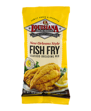 Louisiana Fish Fry Products New Orleans Style Fish Fry Seafoo...